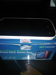 Alcatel One Touch Pop C3 En Su Caja