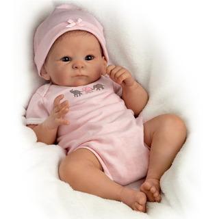 Baby Doll: Little Peanut Baby Doll - 17 Por Ashton Drake