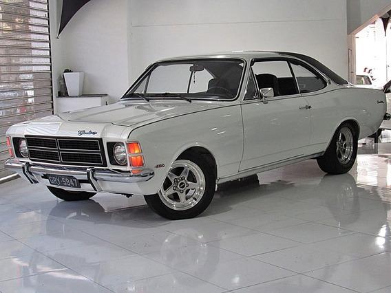 Chevrolet Opala 4.1 Comodoro Gasolina 2p Manual 1979 Branco