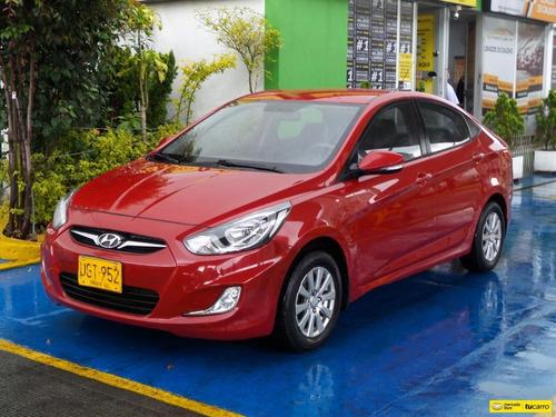 Hyundai Sedan Accent I25 1.4 Aa