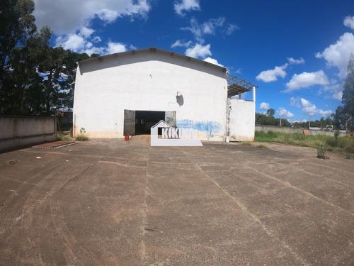 Barracão_galpão Para Alugar - 02950.8819