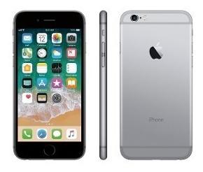 Celular iPhone 6 32 Gb Color Plateado