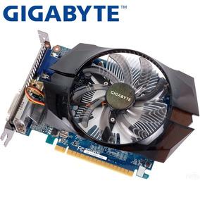 Placa De Vídeo Geforce Gibabyte Gtx650 1gb 128 Bit Gddr5