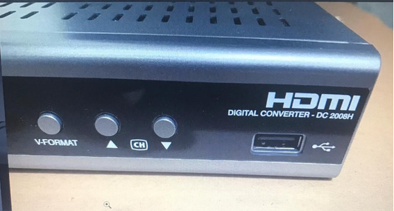 Dc 2008h Digital Converter