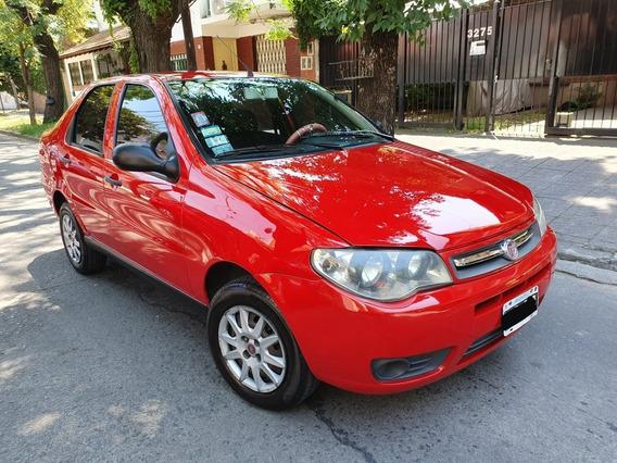 Fiat Siena 1.4 Impecable Gnc