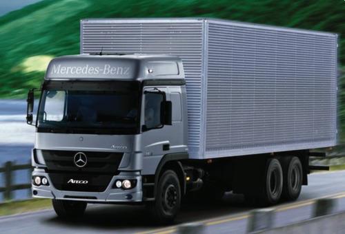 Mercedes Benz Atego 2426/48 Ce 0km