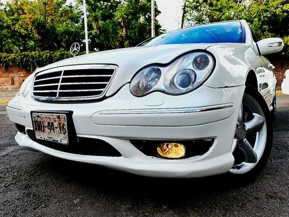 Mercedes-benz Clase C 280 Elegance 2006