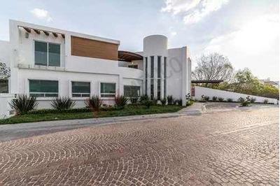 Residencia En Renta 4 Recamaras, Diseño Exclusivo En Venta, Cumbres Del Lago