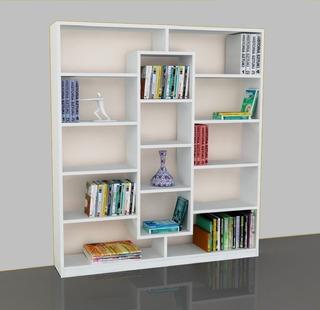 Estante Librero En Melamina De 18mm
