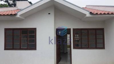 Casa Residencial À Venda, Rio Pequeno, São José Dos Pinhais. - Ca0057