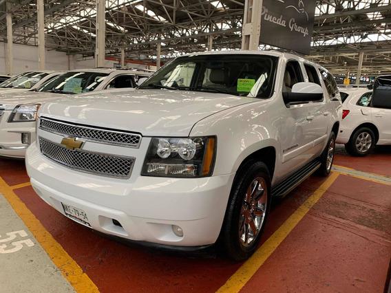 Chevrolet Suburban Lt Aut Ac Qc Dvd Piel 2009
