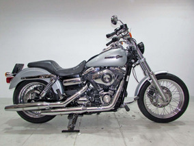Harley-davidson Dyna Super Glide Custom 2014 Prata