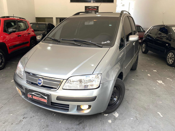 Fiat Idea 1.4 Elx Flex 5p 2008 * Financiamento Sem Entrada*