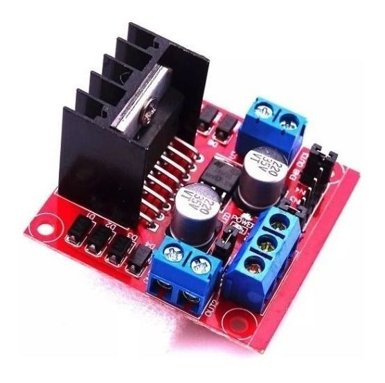 Arduino - Modulo Ponte H L298n