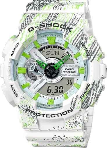 Relógio Casio G-shock Ga-110tx-7adr