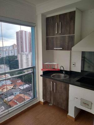 Apartamento Com 2 Dormitórios À Venda, 58 M² Por R$ 350.000 - Jardim Flor Da Montanha - Guarulhos/sp - Ap0575