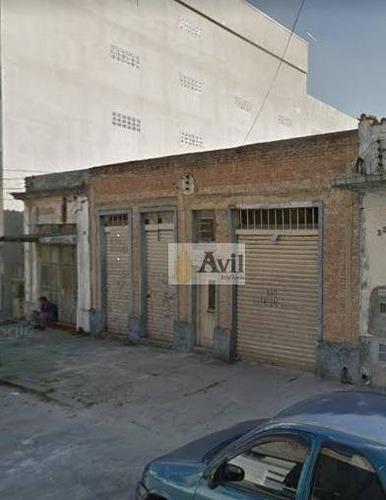 Imagem 1 de 6 de Terreno À Venda, 400 M² Por R$ 2.150.000 - Tatuapé - São Paulo/sp - Te0028