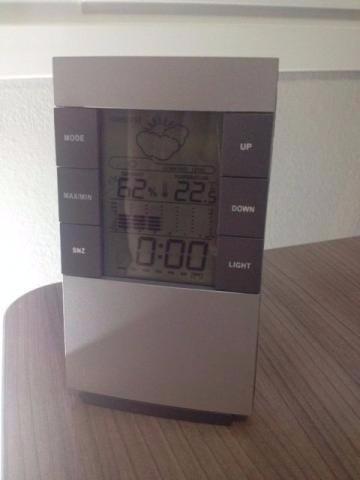 Relógio Digital Multifunções