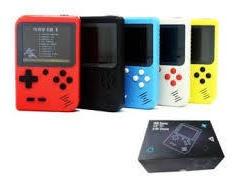 Mini Consola Con 400 Juegos Retro, A Super Precio!