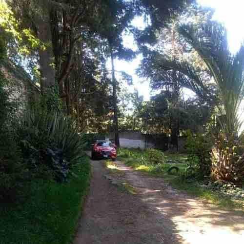 Terreno En Venta, Cuajimalpa De Morelos, Ciudad De México