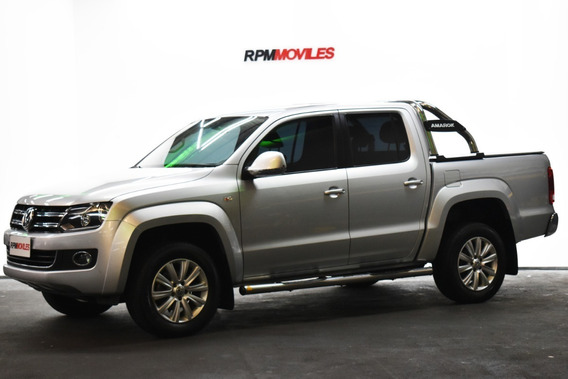 Volkswagen Amarok Highline Pack 4x4 Mt 2015 Rpm Moviles