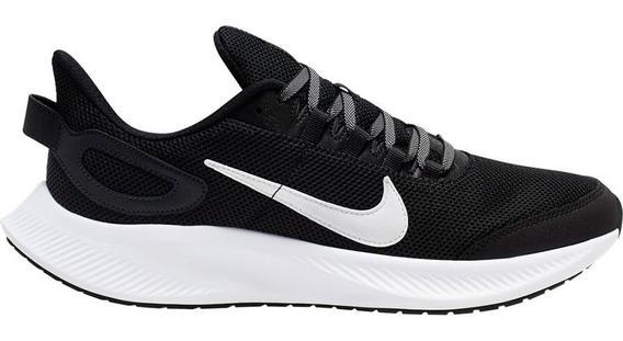 Tênis Nike Runallday 2 Masc. Preto E Branco - Running