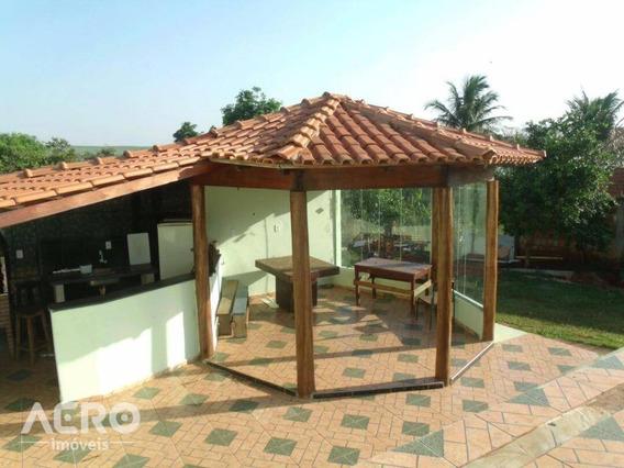 Chácara À Venda, 2200 M² Por R$ 450.000,00 - Vila São José - Bariri/sp - Ch0041
