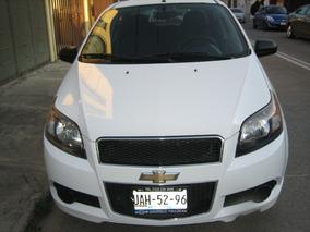 Chevrolet Aveo 1.6 Ls Aire Mt (como Nuevo) (39 Mil Km)