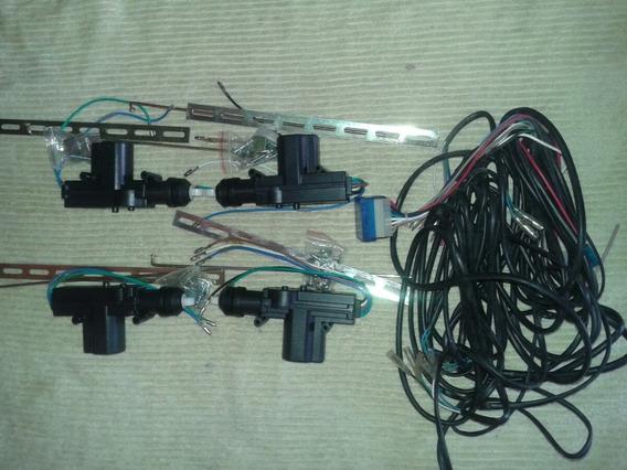 Sistema De Travamentos Central Completo Para Carros De Quatr