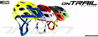 Casco Ontrail Trion