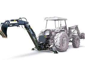 Retroexcavadora Equus Para Tractor Lw10 Retro Pala