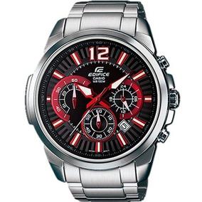 Relógio Casio Masculino Edifice Efr-535zd-1a4vudf Orig. + Nf