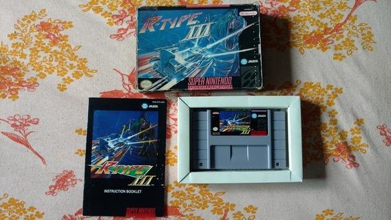 R-type 3 Super Nintendo