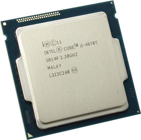 Processador Intel Core I5 4670-t 6mb (até 3,30 Ghz) Lga1150
