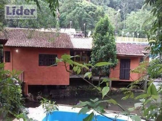 Chácara Com 3 Dormitórios À Venda, 1000 M² Por R$ 450.000,00 - Cidade Jardim - Caraguatatuba/sp - Ch0003