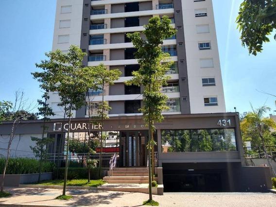 Apartamento Com 2 Dormitórios Para Alugar, 92 M² Por R$ 5.000,00/mês - Cambuí - Campinas/sp - Ap18806