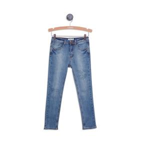 Jeans Denim Fit Straight Niño Colloky