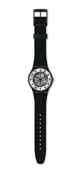 Relógio Swatch Feminino Suoz147 Preto Feminino