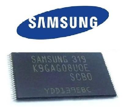 Memória Flash Nand Samsung Gravada Un40d5500rg Com Garantia