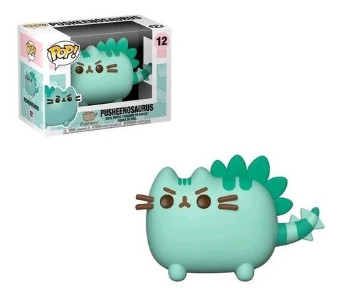 Funko Pop Pusheen-pusheenosaurus 12 Original Exclusivo