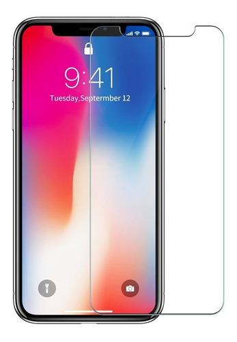 Vidrio Templado iPhone X