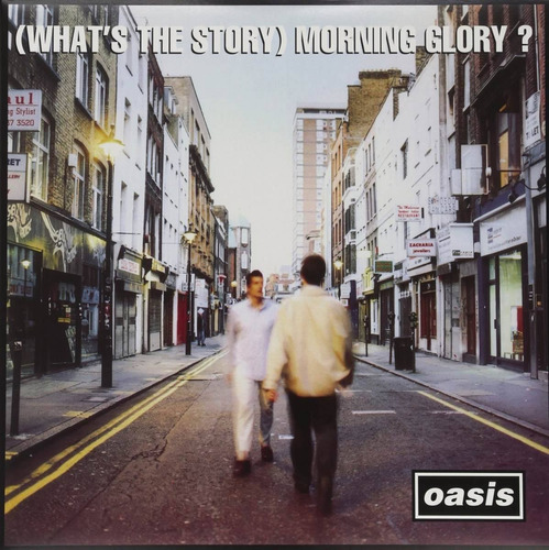 Vinilo Oasis What's The Story Morning Glory 2 Lp Importado