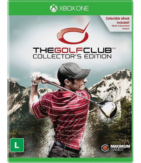 Game Xbox One The Golf Club Collector
