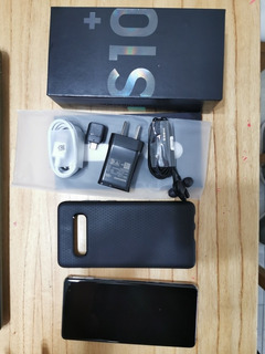 Celular Samsung Galaxy S10+ Plus 128gb +funda Spigen
