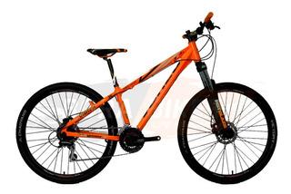 Bicicleta Dirt Jump Venzo Fx-7 27.5 24 Vel Frenos Hidraulico