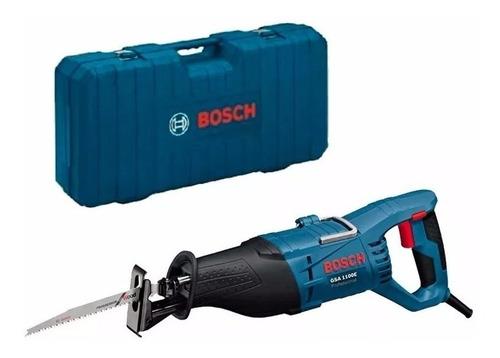 Sierra Sable Bosch Gsa 1100 E 1.100w - Sds Click + Maletín