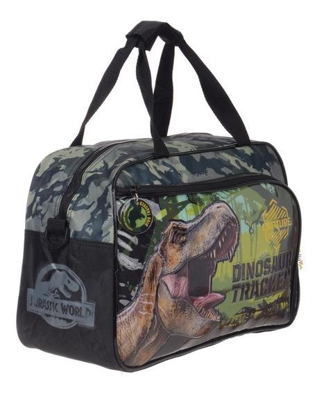 Bolso Jurassic World Grande Bolsillo Cuotas Mmk