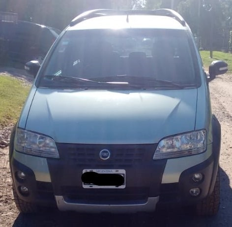 Fiat Idea Adventure 1.8 Modelo 2007 Gnc