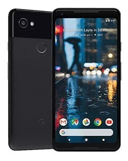 Google Pixel 2 Xl 64gb Negro Piano