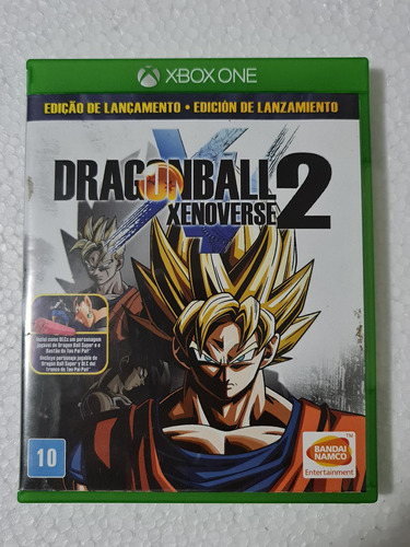 Dragon Ball: Xenoverse 2 Xbox One Mídia Física Seminovo